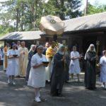 Processione del Santissimo nel Santuario, 3 giugno 2018