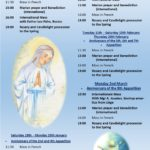 Anniversary of the Marian Apparitions 2020