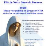 Fête de Notre-Dame de Banneux